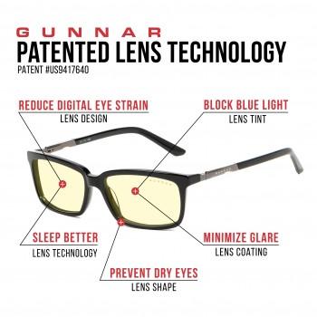 Ochelari pentru Calculator Gunnar HAUS ONYX